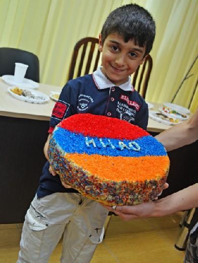Армянские красивые торты фото