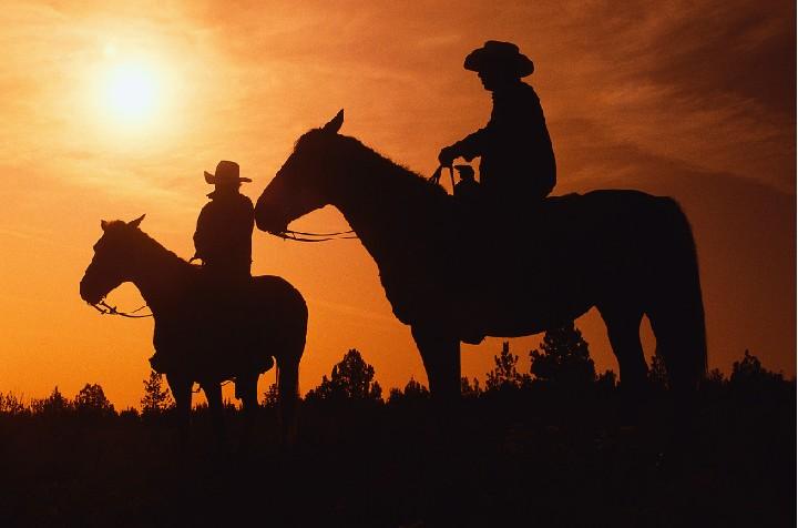 Картинки по запросу два ковбоя в прерии
