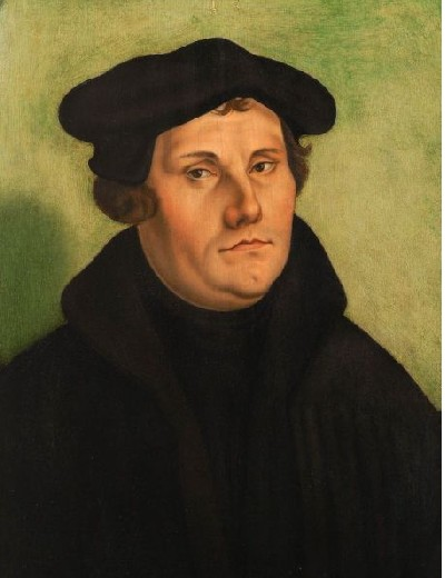 a biography and life work of martin luther founder of the protestant church Church life & ministry but in 1935 his father changed both of their names to martin luther to honor the german protestant reformer martin luther king, jr.
