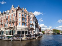 That's Amsterdam. Фото Michal Adamczyk - Depositphotos