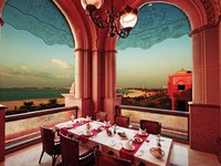 ОАЭ. Абу-Даби. Emirates Palace. Anar Restaurant