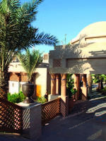 ОАЭ. Дубай. Madinat Jumeirah. Talise Spa