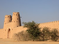 ОАЭ. Абу-Даби. Al Jahili fort in Al Ain, Emirate of Abu Dhab. Фото Philip Lange - shutterstock