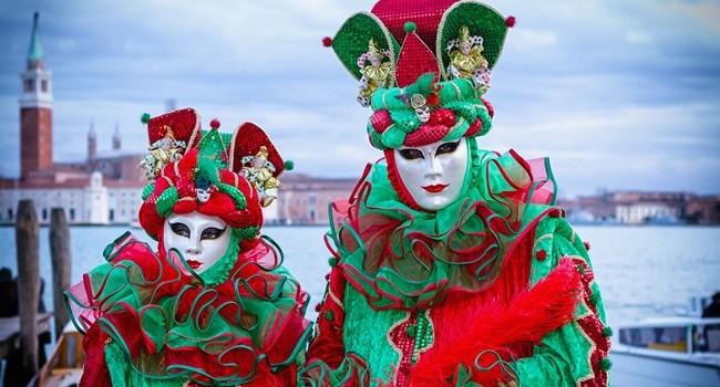 ?Блог Павла Аксенова. Карнавал в Венеции. Фото kefca - Depositphotos