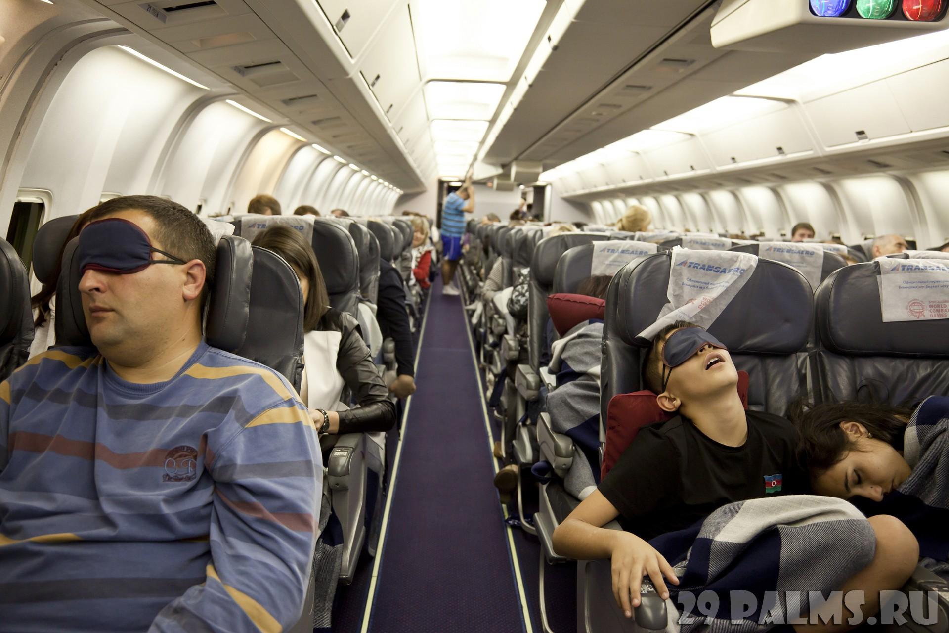 Приснилось что я летал на самолете