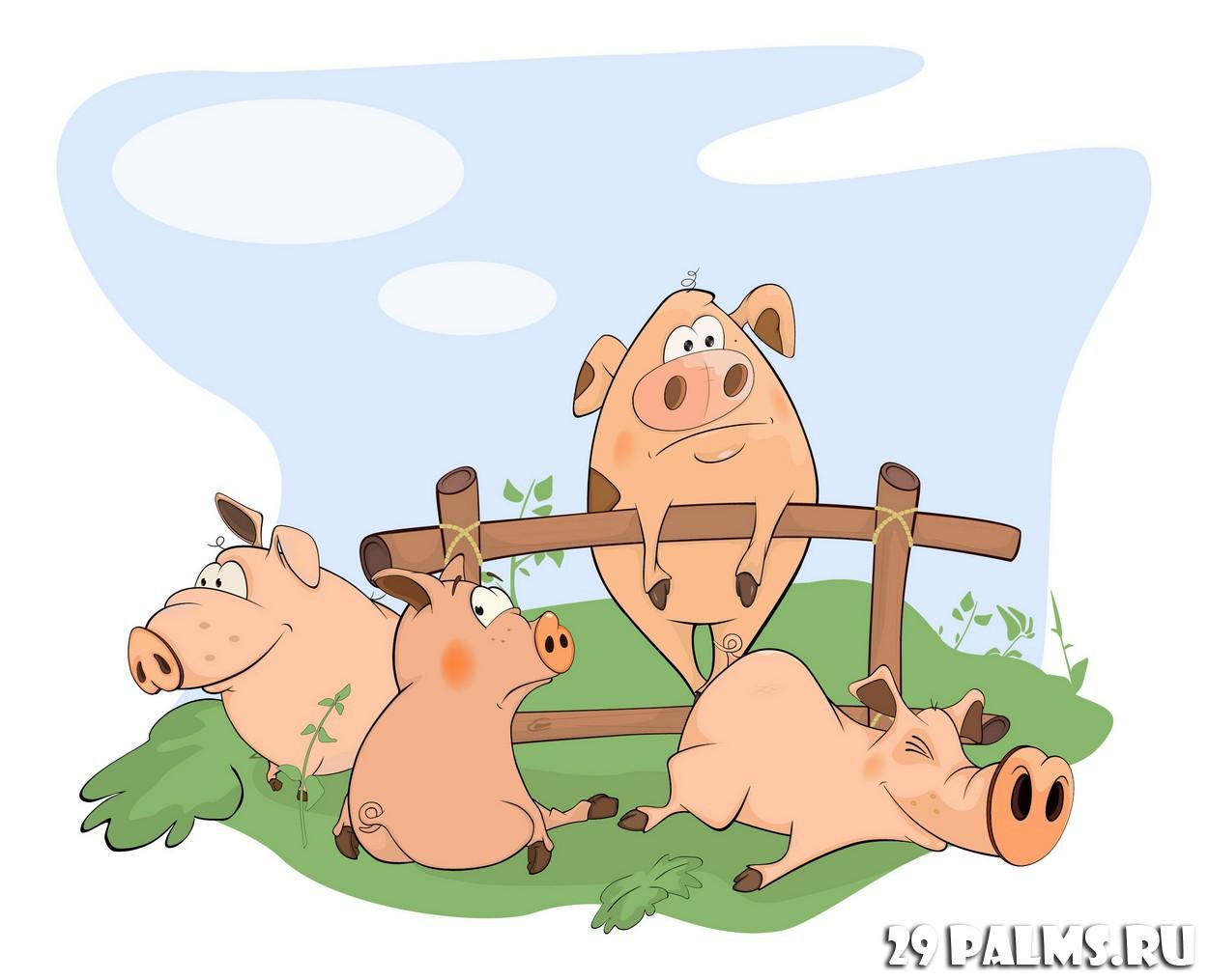 фото секса свиньи