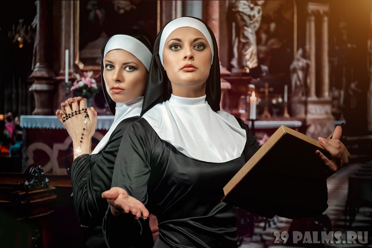 Секс монашками в россия 8 фотография