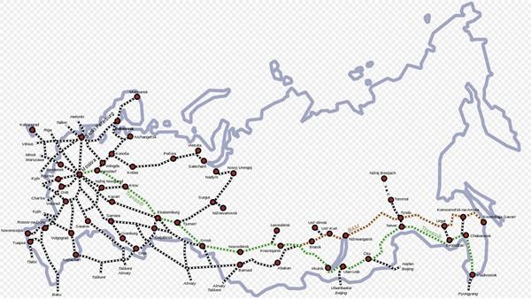 Минобороны россии и оао российские железные дороги подписали соответствующий договор о строительстве