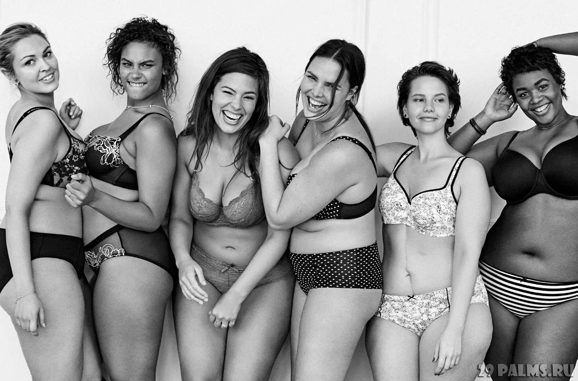 Толстые очень жирные женщины в нижнем белье 16 фотография