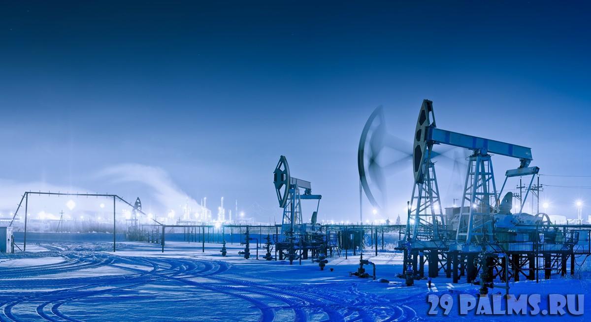 Связанные объекты нефть