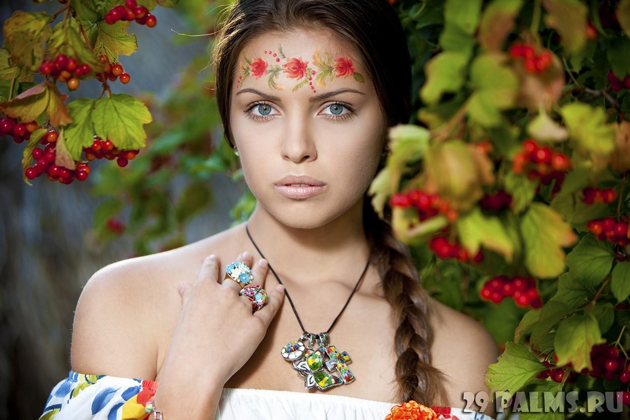 Украинские дивчины фото 5 фотография