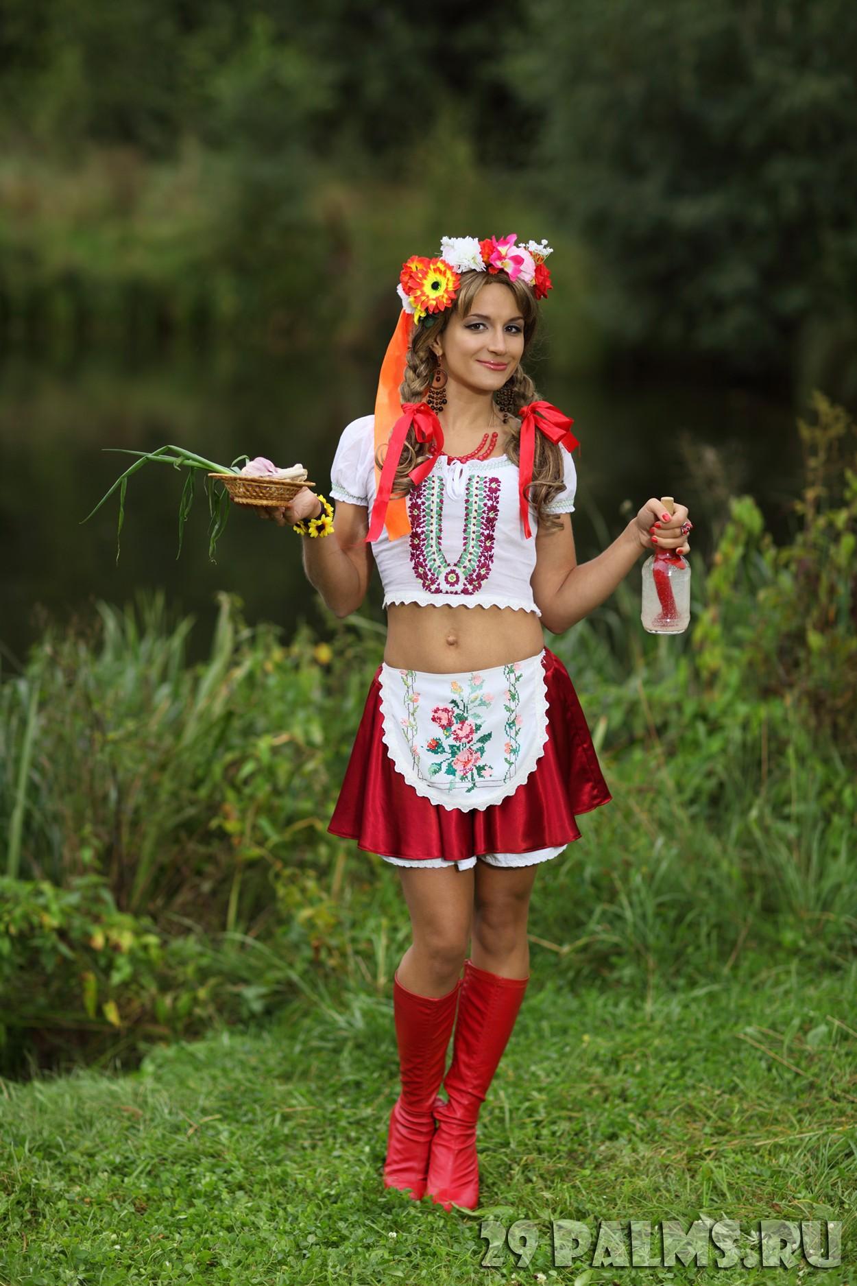 Украинские дивчины фото 2 фотография