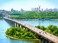 Блог Павла Аксенова. Украина. Киев. Kiev City - the capital of Ukraine. Фото Subbotina - Depositphotos
