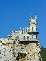 Крым. Swallows nest castle. Фото digitalr - Depositphotos