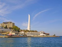 Крым. Sevastopol bay. Фото katatonia82 - Depositphotos