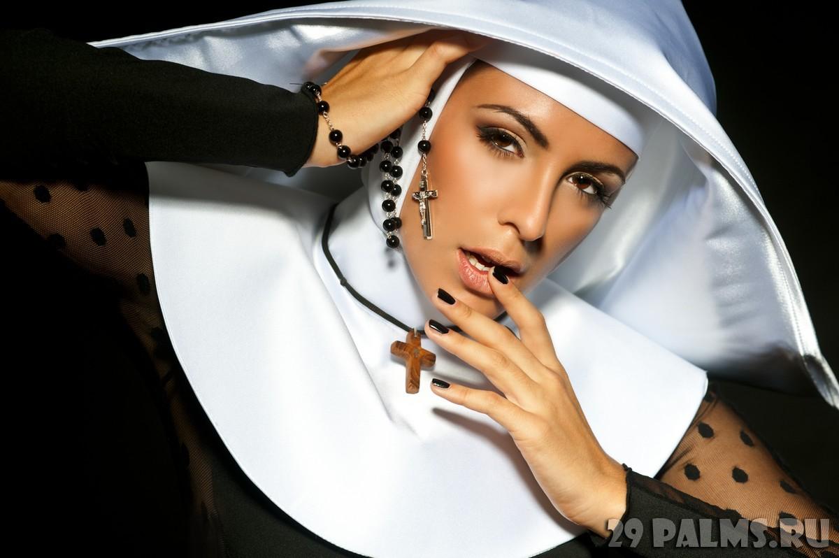 Секс американской монашкой 12 фотография