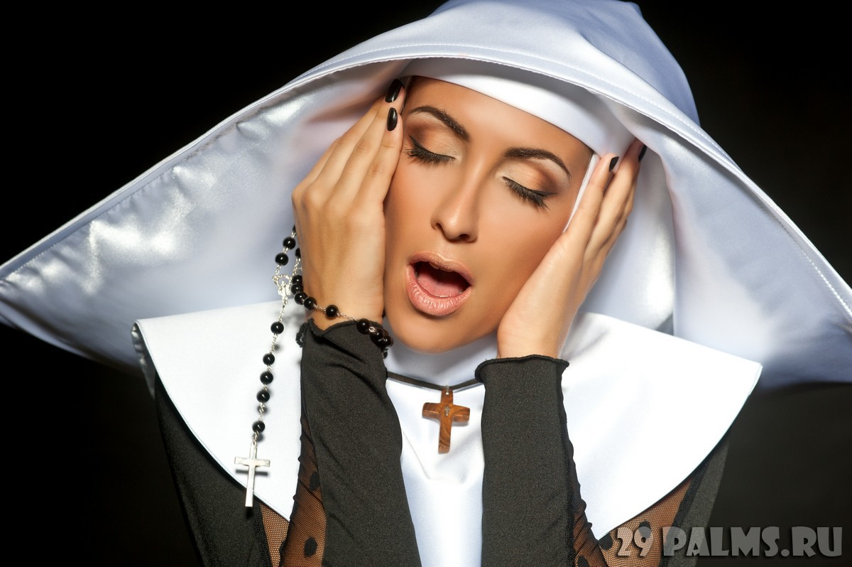 Секс монашками в россия 6 фотография