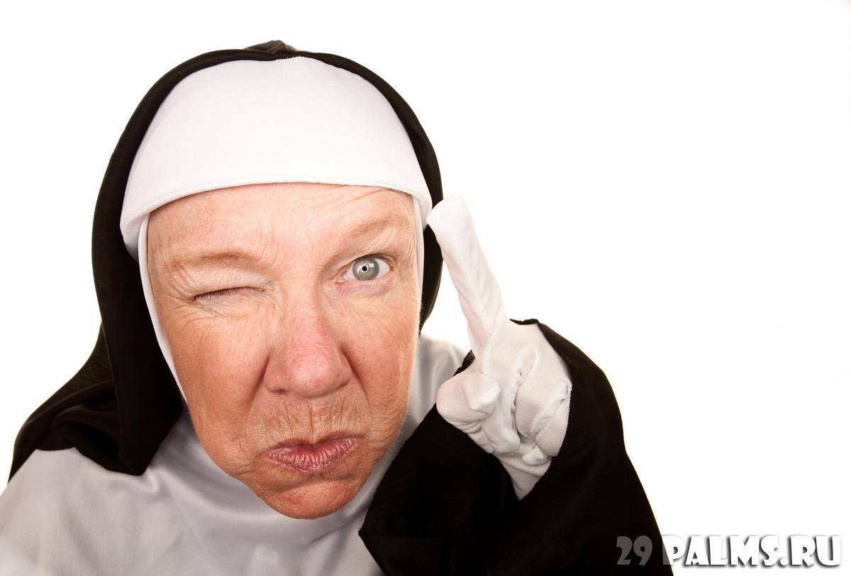 Секс монашками в россия 9 фотография