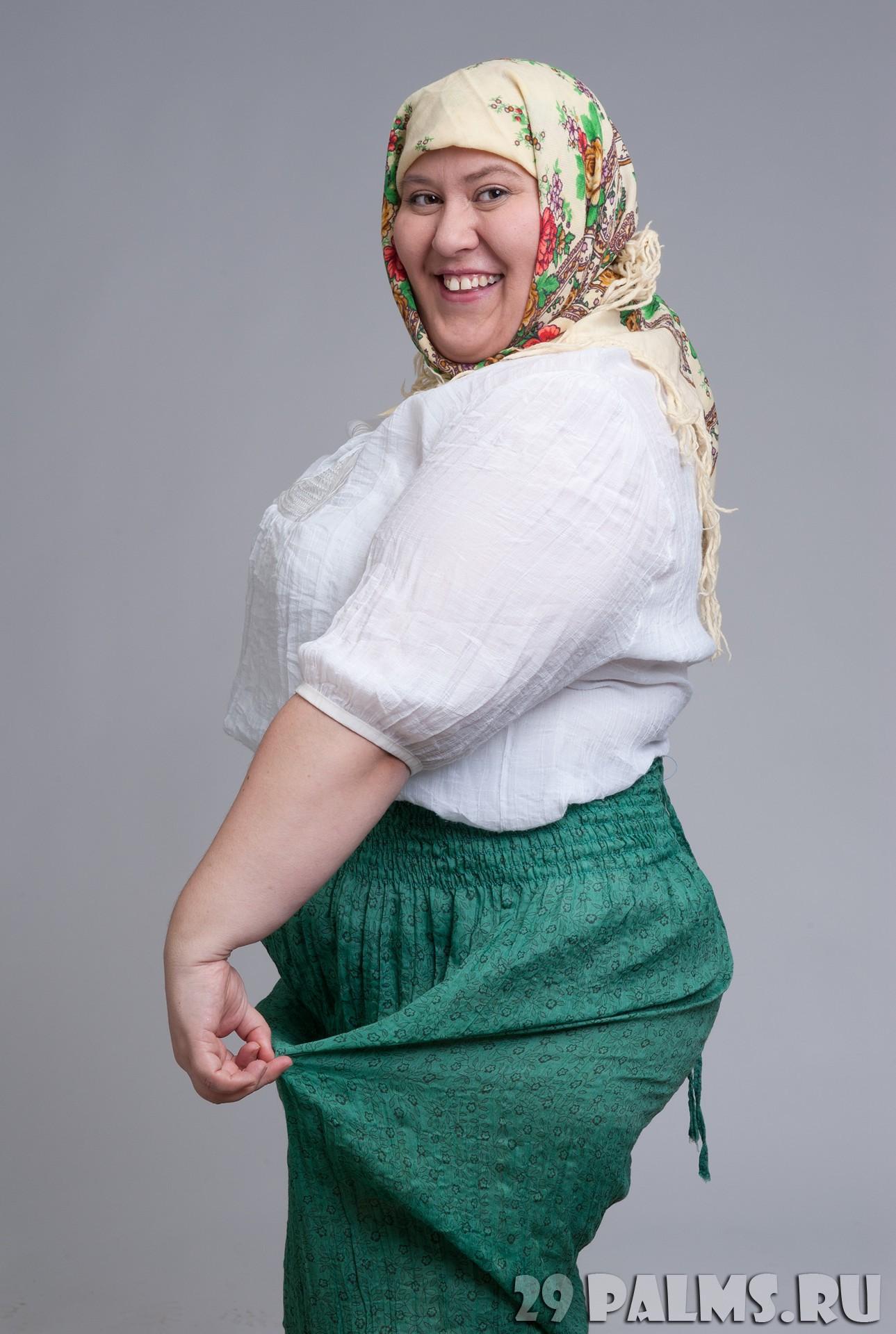 Простая русская женщина 22 фотография