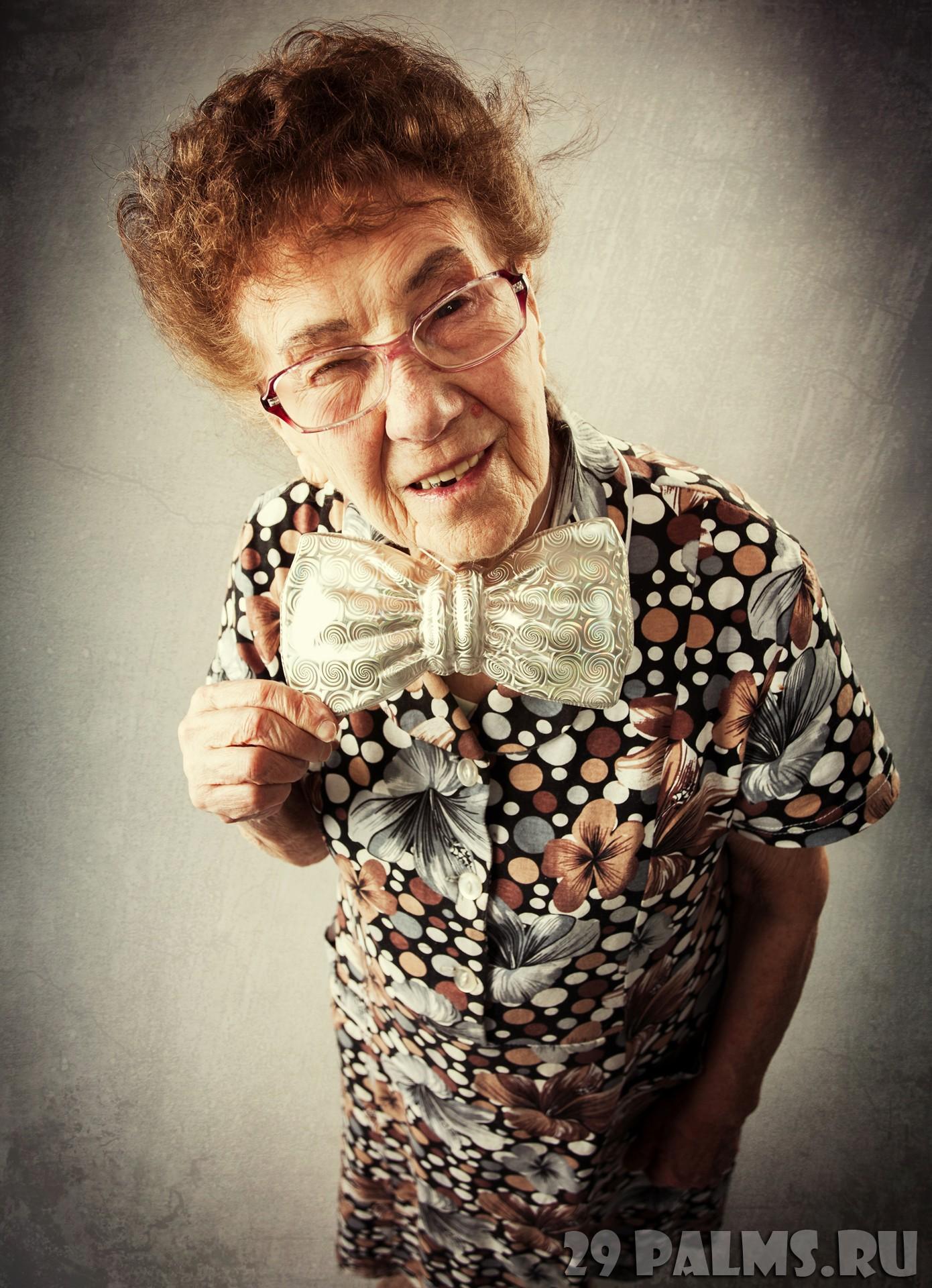 Фото старих жінок 2 фотография