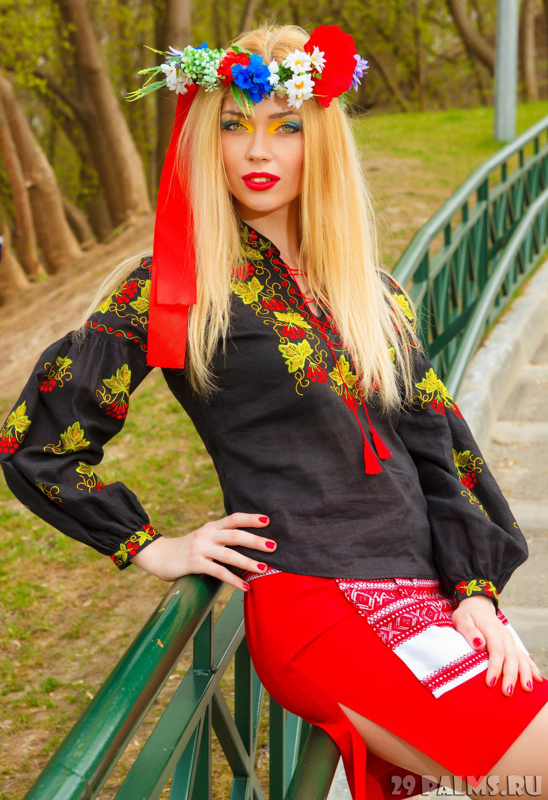 Фото девушек украинок красивых 29 фотография