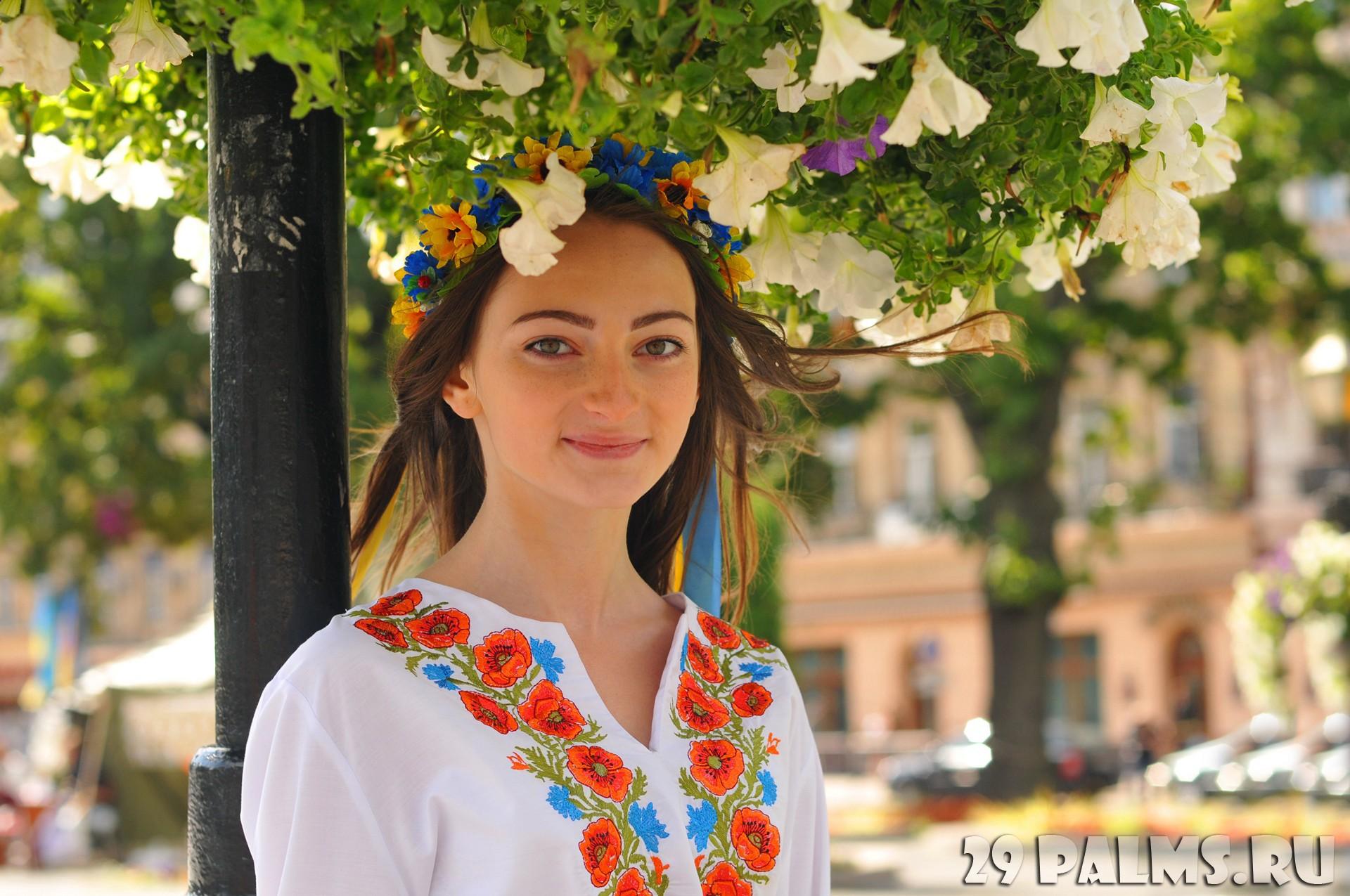 Украинские дивчины фото 24 фотография