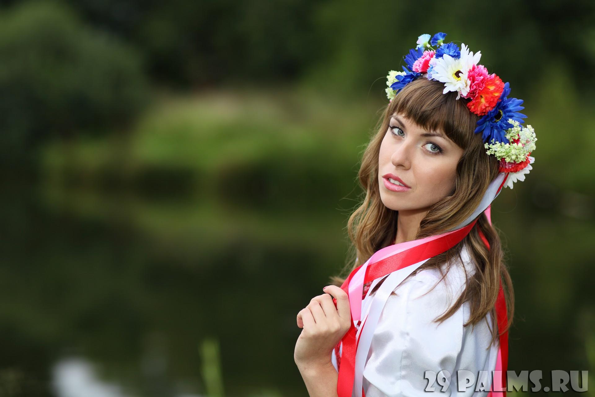 Украинские девочки на фото 4 фотография