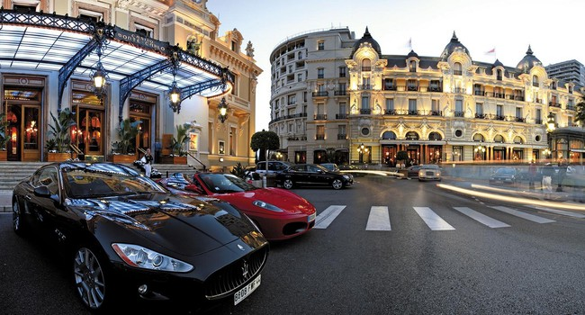 Блог Павла Аксенова. Казино, казино, казино... Casino of Monte Carlo