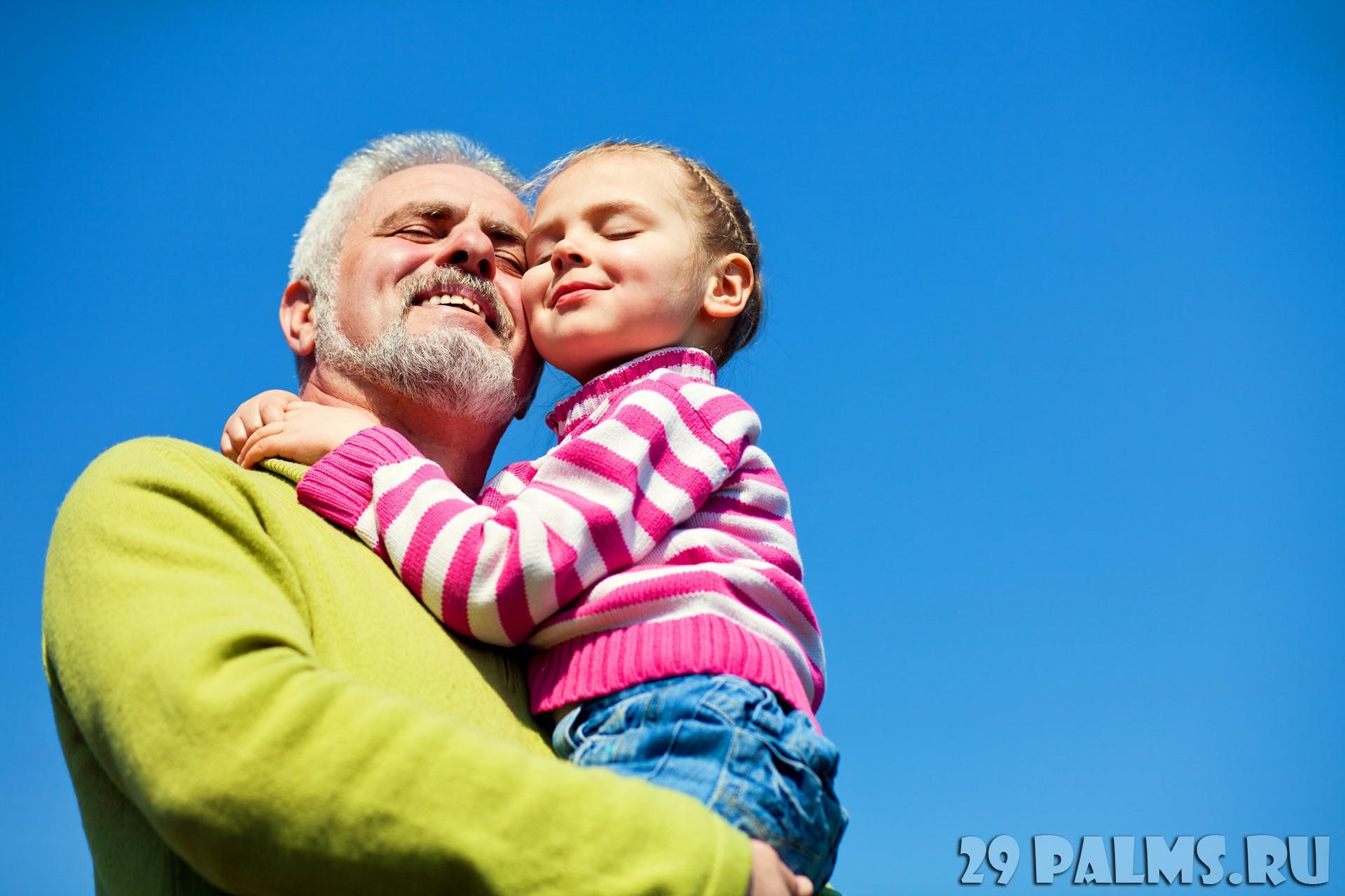 Сек статьи о дедушке и внучке 7 фотография