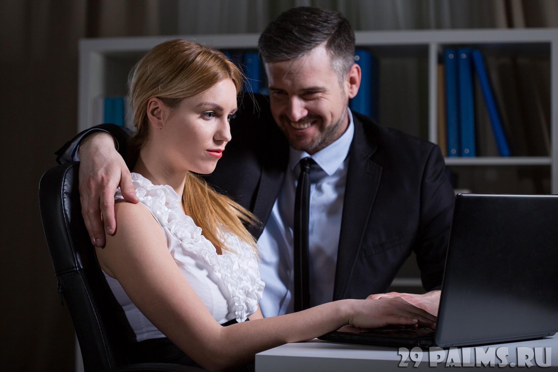 Рассказ шеф и секретарша, Лариса Маркиянова. Секретарша босс (рассказ) 4 фотография