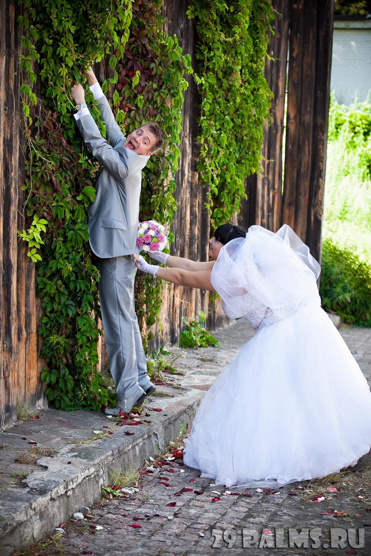 Если вам приснился побег со свадьбы – этот сон неблагоприятен.