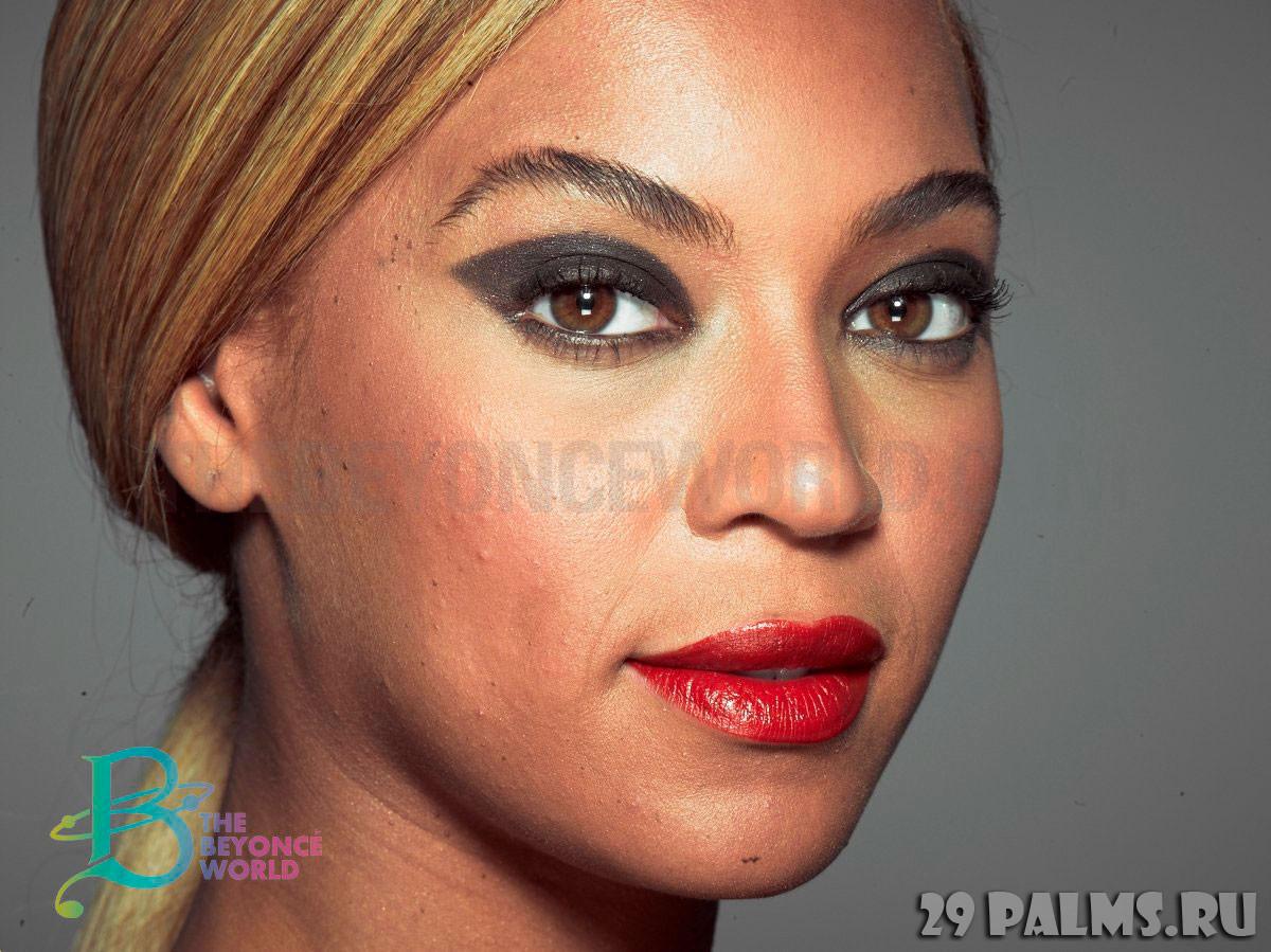 Как выглядит макияж без фотошопа