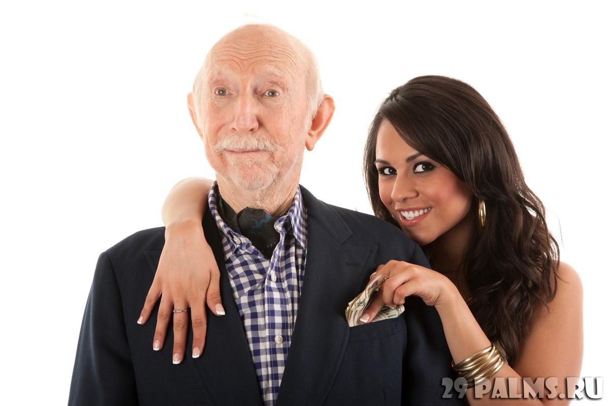 Секс старика и девочек 3 фотография