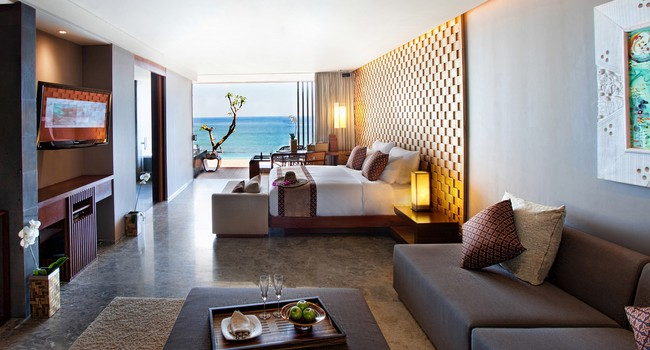 Блог Павла Аксенова. Индонезия. О.Бали. Anantara Bali Uluwatu Resort & Spa. Ocean Front Pool Access Suite