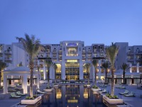 ?ОАЭ. Абу-Даби. Eastern Mangroves Hotel & Spa by Anantara. Exterior Pool