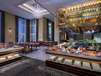 ОАЭ. Абу-Даби. Eastern Mangroves Hotel & Spa by Anantara. Ingredients_buffet