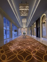 ОАЭ. Абу-Даби. Eastern Mangroves Hotel & Spa by Anantara. Ballroom