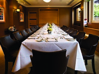 Private room dining london