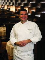 Jumeirah Emirates Towers - The Rib Room - Chef Luigi Vespero