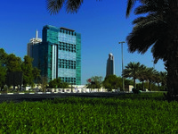 ОАЭ. Дубай. Jumeirah Living World Trade Centre Residence - Grass View