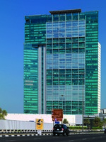 Jumeirah Living World Trade Centre Residence - Road View
