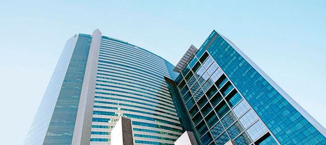 Jumeirah Living World Trade Centre Residence - Exterior Distance View