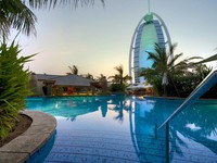 Блог Павла Аксенова. ОАЭ. Дубай. Jumeirah Beach Hotel. Executive Pool