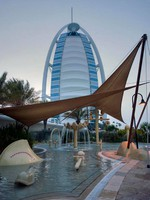 Блог Павла Аксенова. ОАЭ. Дубай. Jumeirah Beach Hotel. Childrens Club Executive Pool