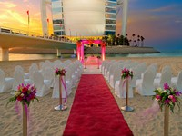 Блог Павла Аксенова. ОАЭ. Дубай. Jumeirah Beach Hotel - Wedding Venue Images