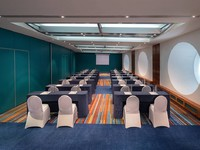 Блог Павла Аксенова. ОАЭ. Дубай. Jumeirah Beach Hotel - Marasi Meeting Rooms - Classroom Set-up