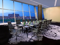 Jumeirah at Etihad Towers - Meeting Room - VIP Board Room Setup