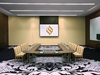 Jumeirah at Etihad Towers - Meeting Room - Ushape Set Up