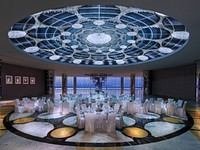 Jumeirah at Etihad Towers - Oculus - Banqueting Setup
