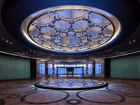 Jumeirah at Etihad Towers - Porte Cochere - Main Entrance